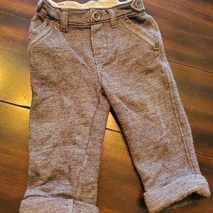 Baby Gap grey pants